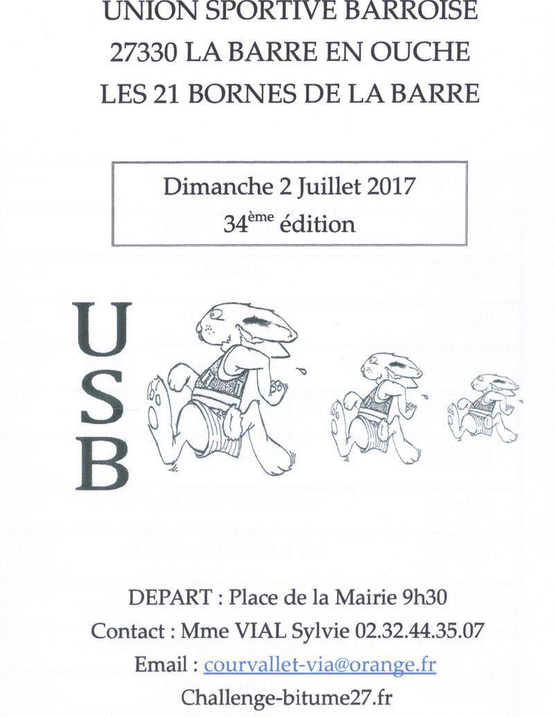 Michel Courvallet La Barre En Ouche pour challengebitume27 - page 2