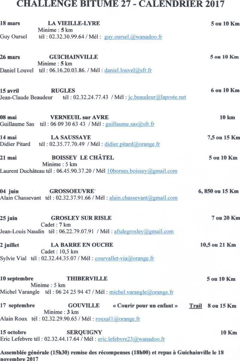 Michel Courvallet La Barre En Ouche intérieur saison 2017